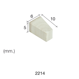 Aedes Ars Large Arch Segment 6 x 10 x 5 (Pack of 50 Bricks)