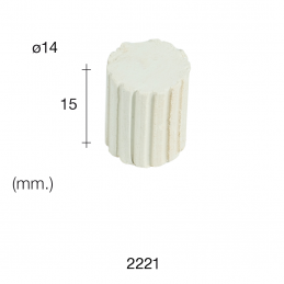 Aedes Ars Large Greek Column 14 x 15 (Pack of 50 Columns)