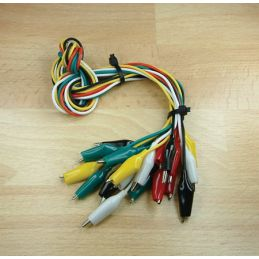 Expo Set of 10 Test Leads