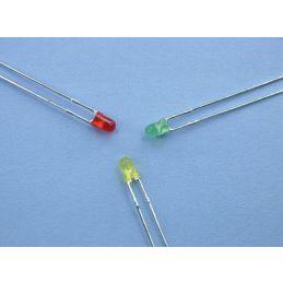 Expo 12v coloured LEDs Pack of 10