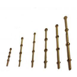 Caldercraft 3 Hole Brass Stanchions