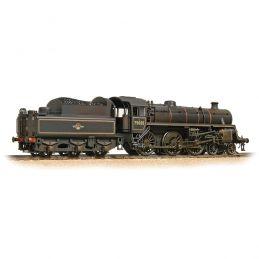 BR Standard Class 4MT 75035 BR Lined Black L/Crest Weathered
