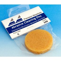 Abrasive Cleaning Disk