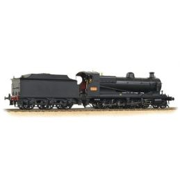 Railway Operating Division (ROD) 2-8-0 2394 LNWR Black