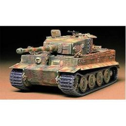 Tamiya German Tiger 1 Tank Late Edition 1:35 Scale Plastic Kit