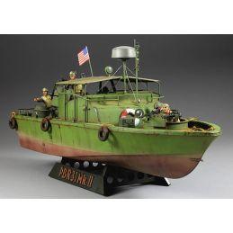 Tamiya U.S Navy PBR 31 Mk.II Patrol Pibber Plastic Model Boat Kit