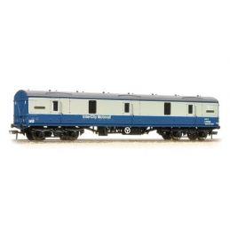 Branchline BR Mk1 GUV InterCity Motorail ue & Grey 39-274