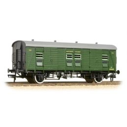 Branchline Southern PLV Passenger Luggage Van Southern Railway Green 39-525A