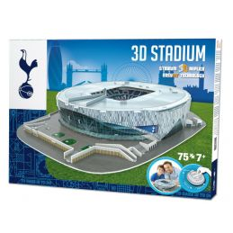 3D Tottenham Hotspur Football Club New Stadium Model Kit