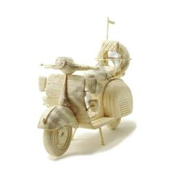 Scooter Matchstick Construction Kit