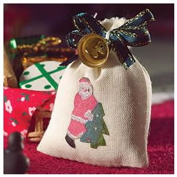 Santas Sack with Bell