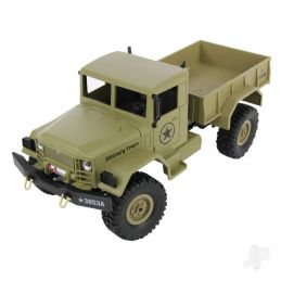 Radio Control 2.4GHz 4x4 U.S. Military Truck