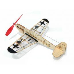 Guillows Mini Model German Fighter Balsa Kit