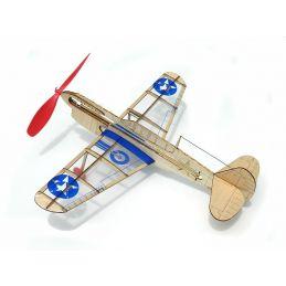 Guillows Mini Model US Warhawk Balsa Kit