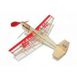 Guillows Mini Model Stunt Flyer Balsa Kit