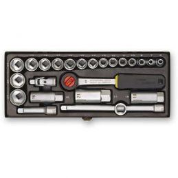 Proxxon 24 Piece Socket Set