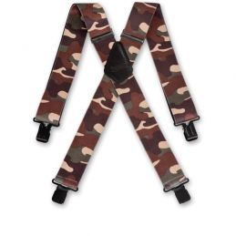 Brimarc Camouflage Braces