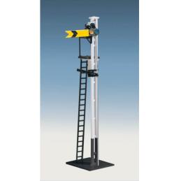Peco SR Rail Built Signal Kit Upper Quadrant