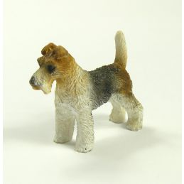 Miniature Tommy the Fox Terrier 12th Scale