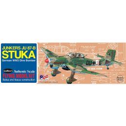 Guillows Junkers JU 87-B Stuka Kit