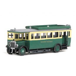 Peco Western National Maudslay Bus