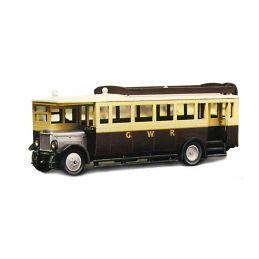 Peco GWR Livery Maudslay Bus