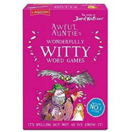 Awful Aunties Witty Word Game