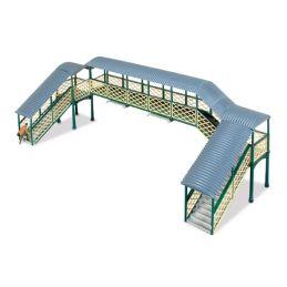 Peco Modular Covered Footbridge