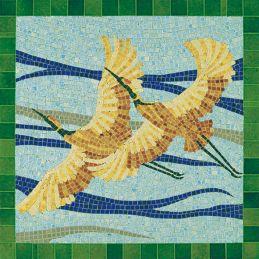 Aedes Ars Birds Mosaics Kit