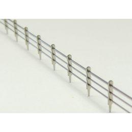 Aeronaut Triple Railings Pre-made Railing 3 Rail 250mm x 7mm Singles