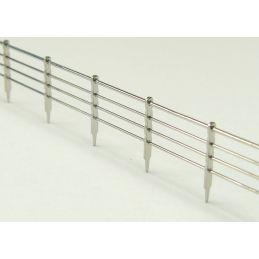 Aeronaut Quad Railings Pre-made Railing 4 Rail 250mm x 11mm Singles