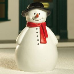 Roley The Snowman 1 12 Scale for Dolls House