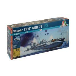 Italeri Vosper MTB 77