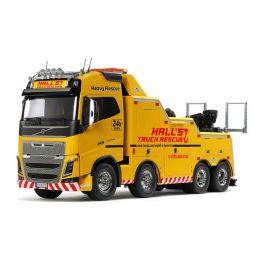 Tamiya Volvo FH16 Globetrotter 750 8x4 Tow Truck