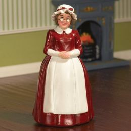 Mrs Claus Christmas Figure