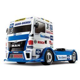 Tamiya 1/14 Team Hahn Racing Man TGS TT-01E R/C Truck