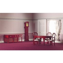 7 Piece Traditional Dining Room Set