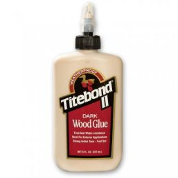 Titebond II Dark Wood Glue 237ml