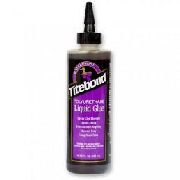 Titebond Polyurethane Glue - High Strength Waterproof Liquid Glue - Polyurethane Glue 355ml
