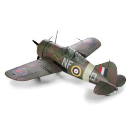 Tamiya Brewster B339 Buffalo Pacific Theater 1:48 Scale Model Plane Kit