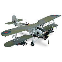 Tamiya Fairey Swordfish Mk.II Plastic Model Aircraft Kit