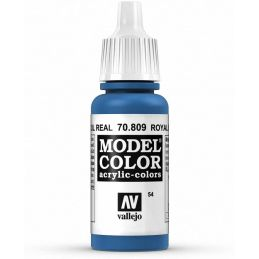 Vallejo Model Color 17ml  Royal Blue