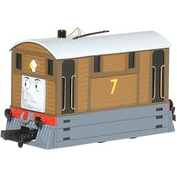 Toby the Tram Engine with Moving Eyes OO Gauge
