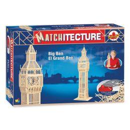 Matchitecture Big Ben Matchstick Kit