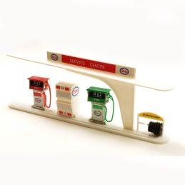 Model Garage Forecourt Set