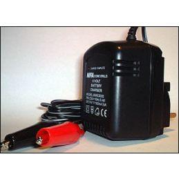 Plug In 6v Lead Acid Charger