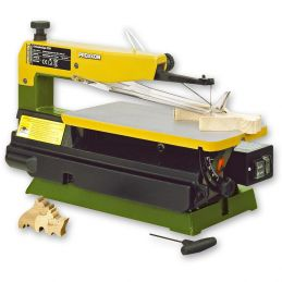 Proxxon Micromot DSH 2-Speed Scroll Saw and Free Blades and 2 Year UK Warranty