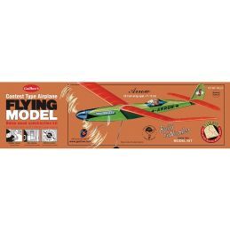 Guillows Arrow Build By Numbers Balsa Kit
