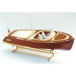 Mantua Models Mincio Motor Boat Kit