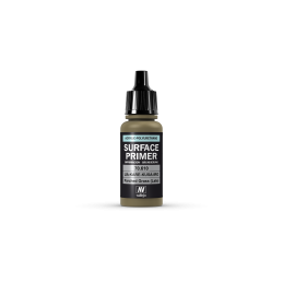 Acrylic Polyurethane Primer Parched Grass (Late) 17ml